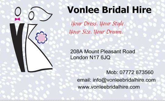 Vonlee Bridal Hire