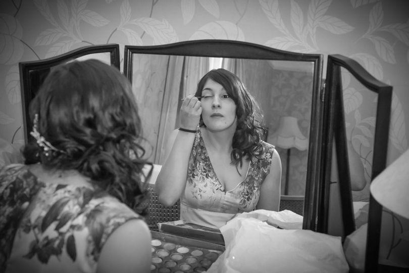 Bridal part preparation