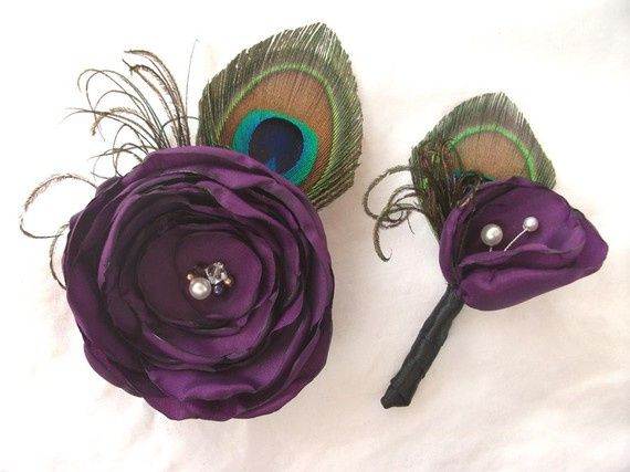 2 versions of a buttonhole