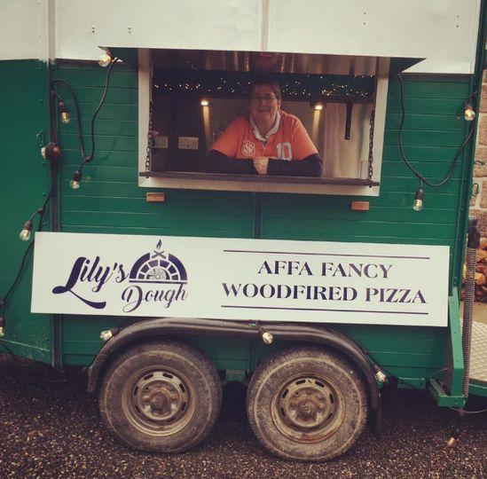 Mobile pizza