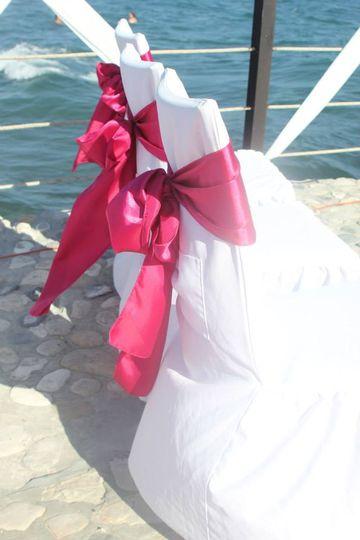 Cyrpus wedding bows