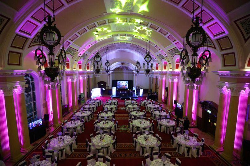 Belfast city hall awards