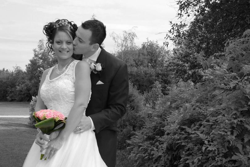 Bride & Groom Abbey Hotel, Redditch