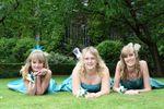 Bridesmaids, Malvern Priory