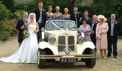 Claridge's Wedding Cars