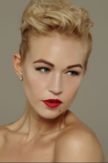 50's Inspired Makeup