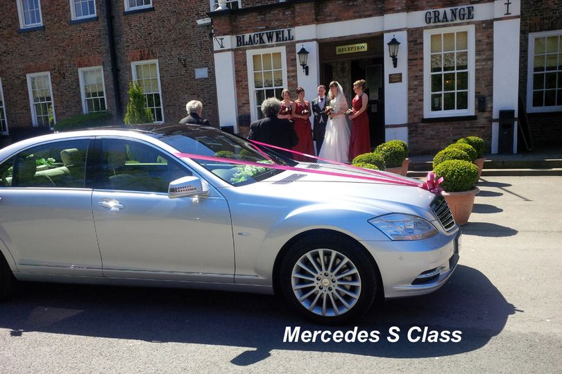 Darlington Wedding Cars