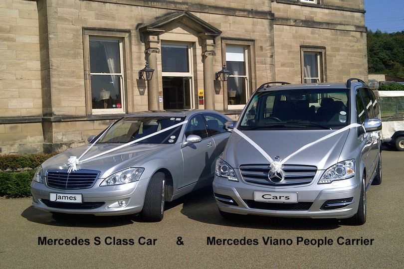 Close House Wedding Cars