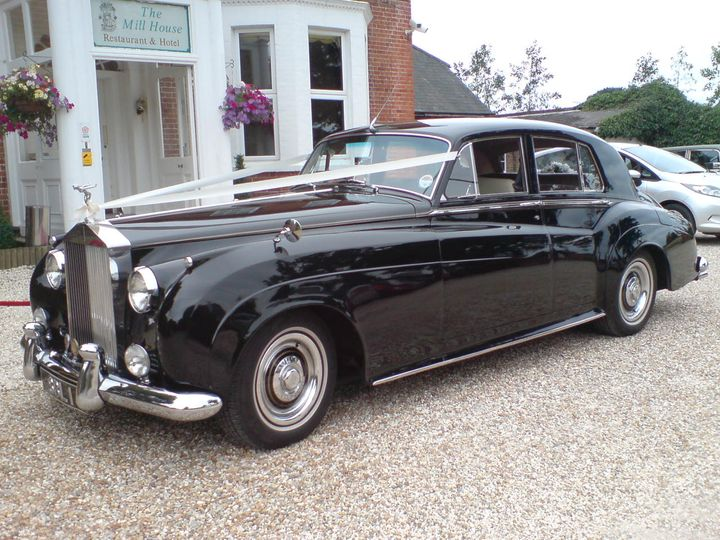 1962 Roll Royce Silver Cloud
