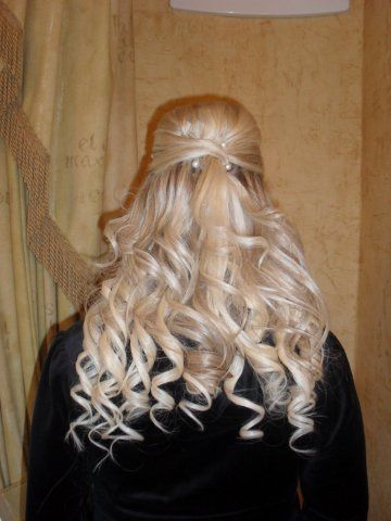 Wedding/Bridal Hair Glasgow