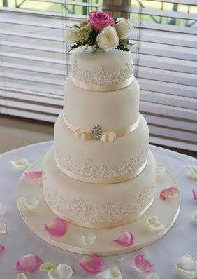 Matching cake top