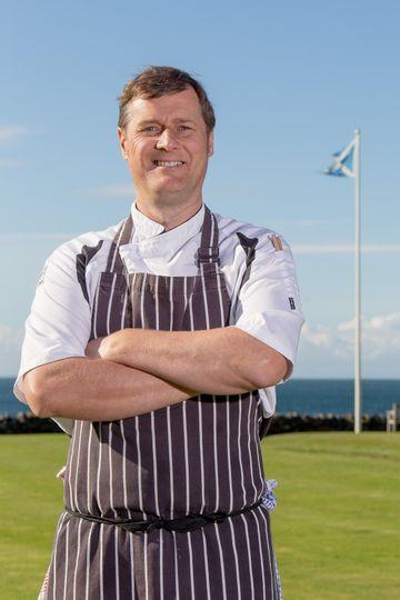 Head Chef Tony Pierce