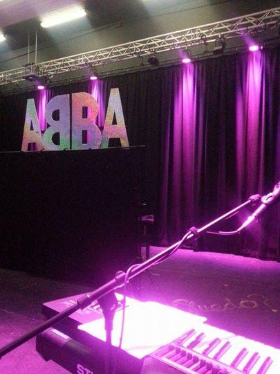 MM Abba sign