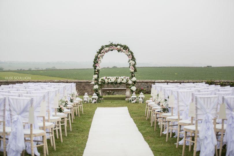 Wedding hill