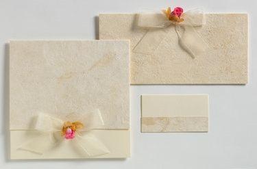 Fleur invitation set