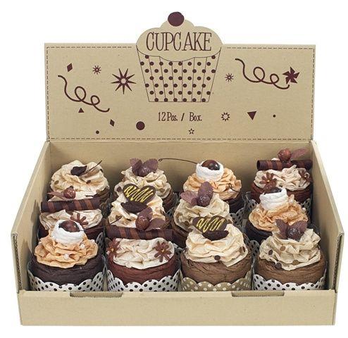 Cupcake favour boxes