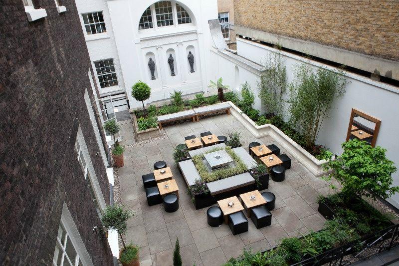 Designer Garden Terrace