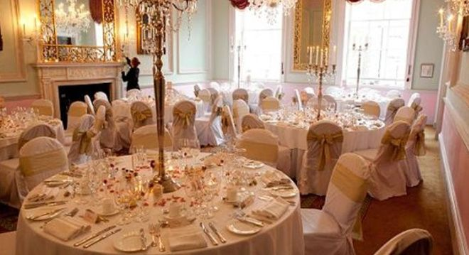 Matching Table & Chair Covers