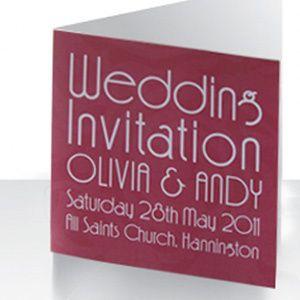 Olivia Wedding Stationery