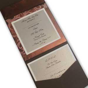 Luxury Butterfly Bespoke Wedding Stationery