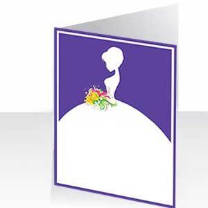 Bridal Spray Chic & Cheap Wedding Stationery