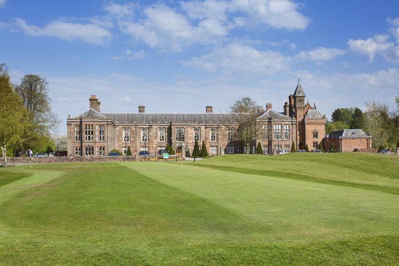 Vale Royal Abbey