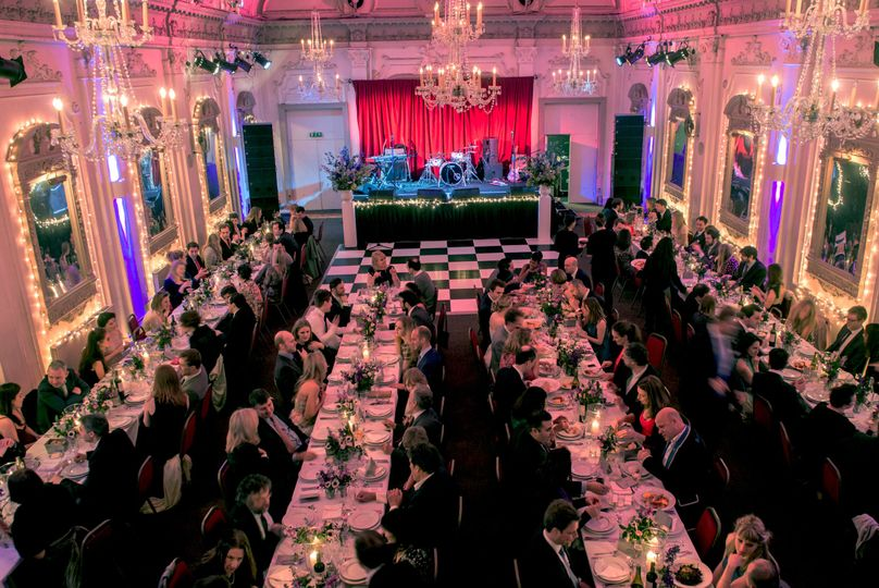 Banquet Style Plan