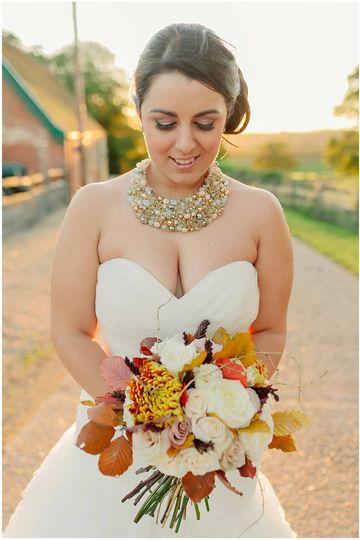 Essex bridal makeup
