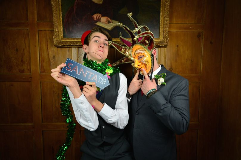 Fabulous Photobooth Wedding