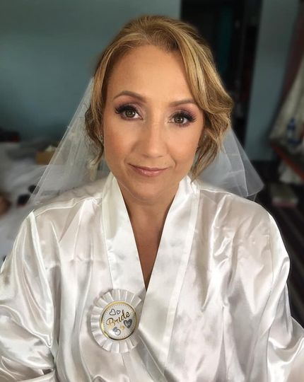 Bride Sarah