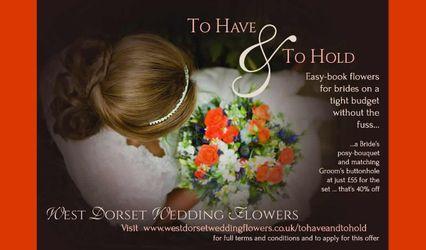West Dorset Wedding Flowers 1