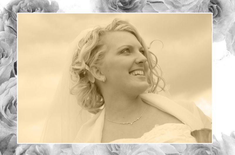 Smile Of Bride