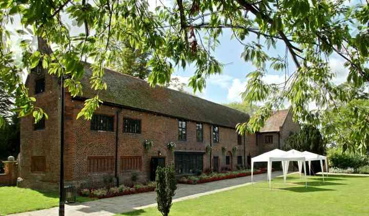 Tudor Barn Eltham