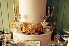 Cookies Delights Candy Bar - Sweet Table