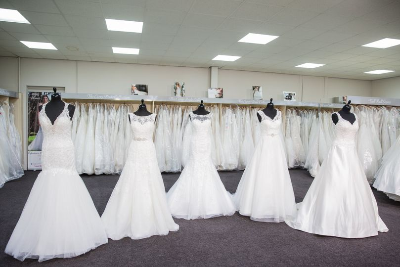 Inside Our Store From Bridal Factory Outlet Photo 8