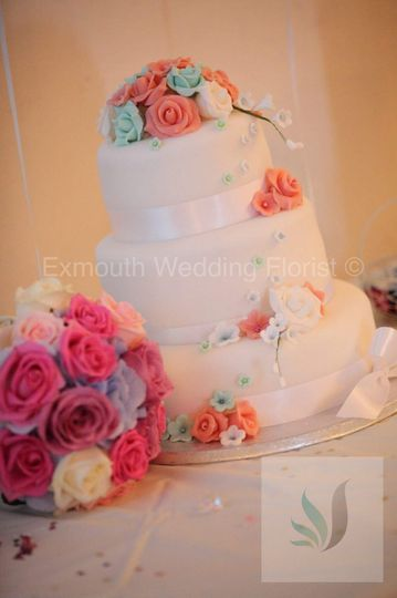 Exmouth Wedding Florist