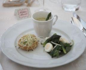 Sumptuous cuisine