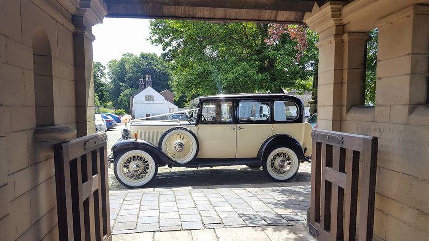 A & P Wedding Cars