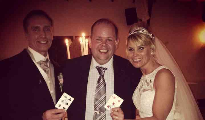 Lancashire Wedding Entertainer