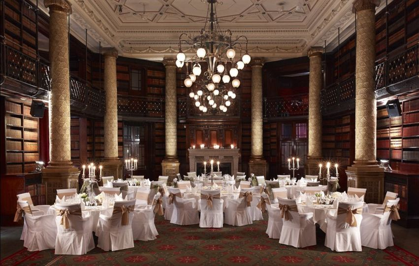 Luxurious Wedding Venues London