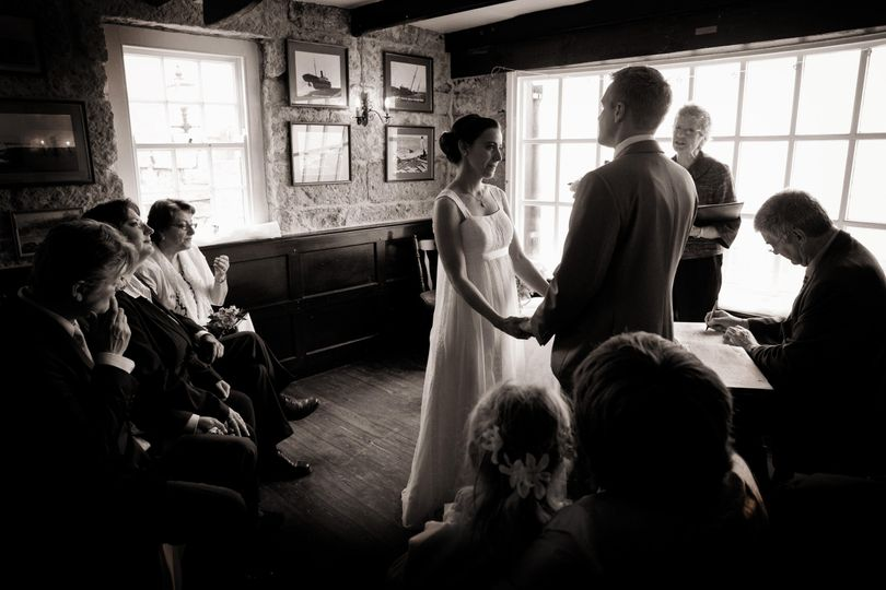 Vows exchanged