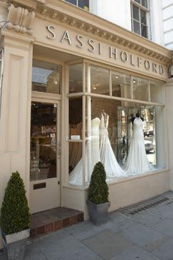 Sassi Holford Bridal Couture