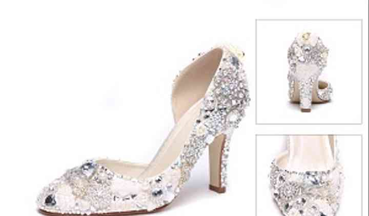 Gaga Bride Wedding Shoes