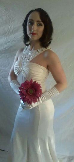 1940s inspired wedding