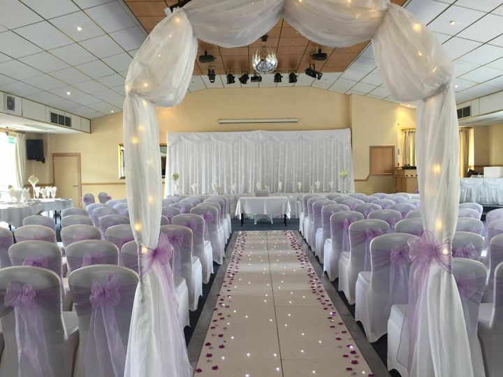 The Fairway and Bluebell Banqueting Suite
