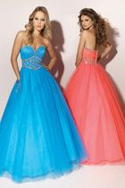 Dreamy prom dresses