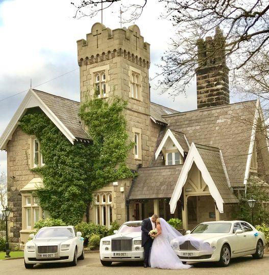 Wedding car hire sheffield