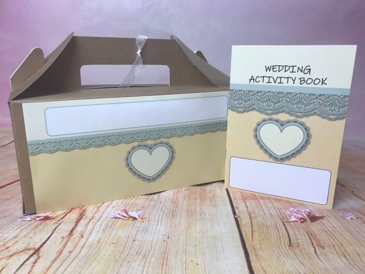 Wedding Boxes & Activity packs