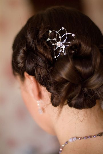 Bridesmaid Hairstyling,