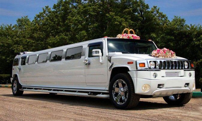 Wedding Hummer